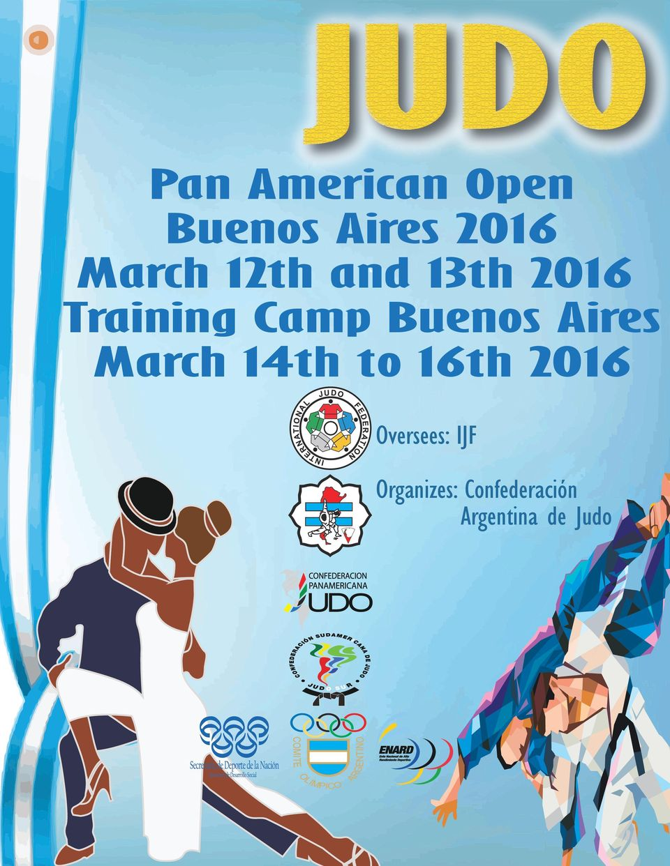Aires March 14th to 16th 2016 Oversees: