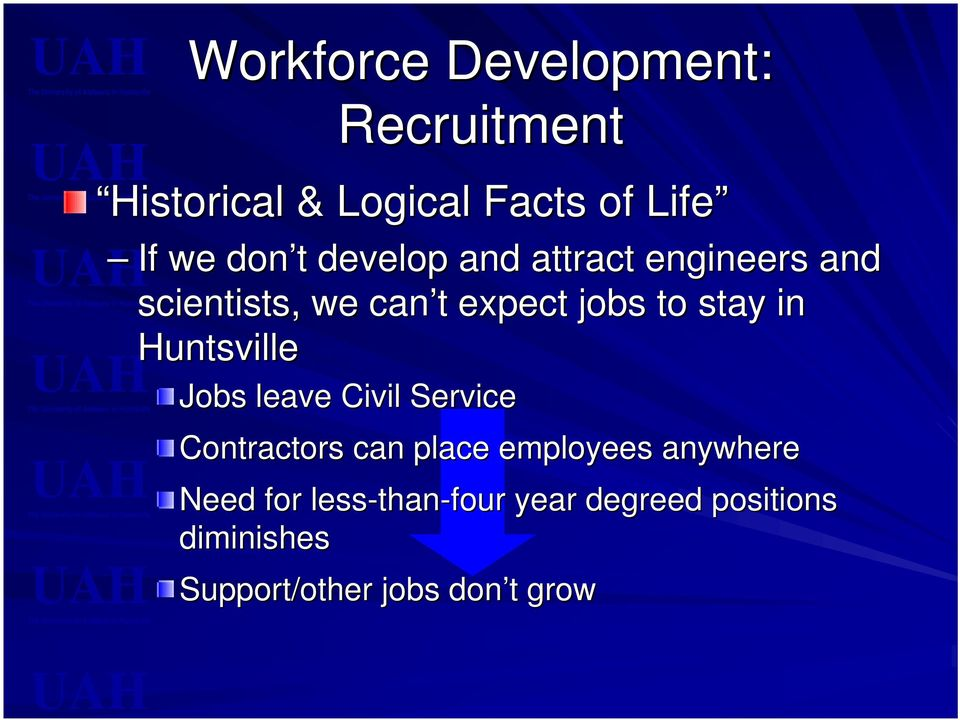 Huntsville Jobs leave Civil Service Contractors can place employees anywhere