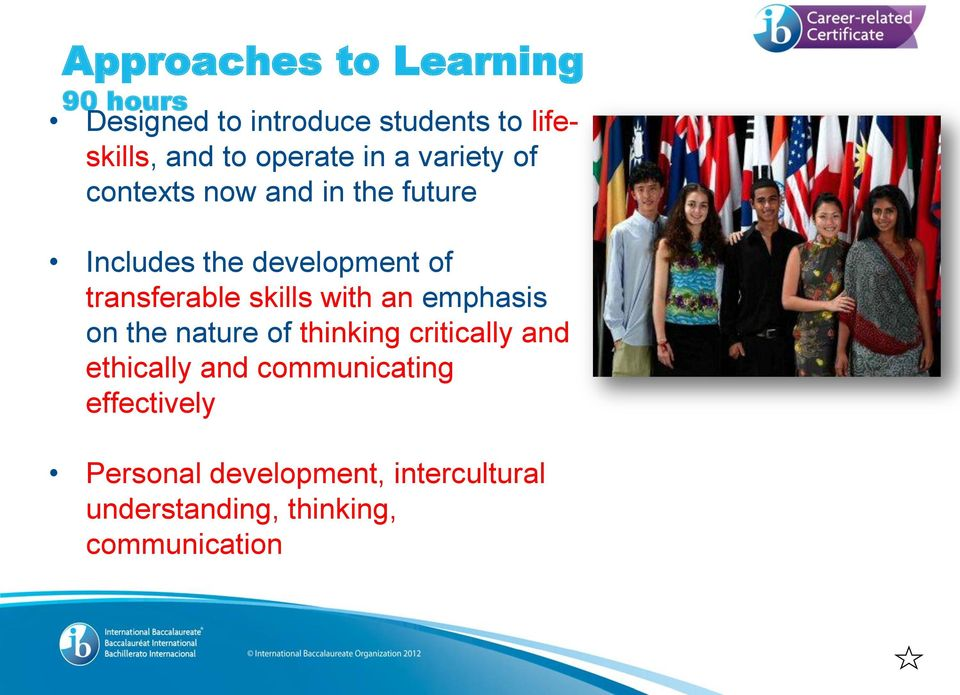 transferable skills with an emphasis on the nature of thinking critically and ethically