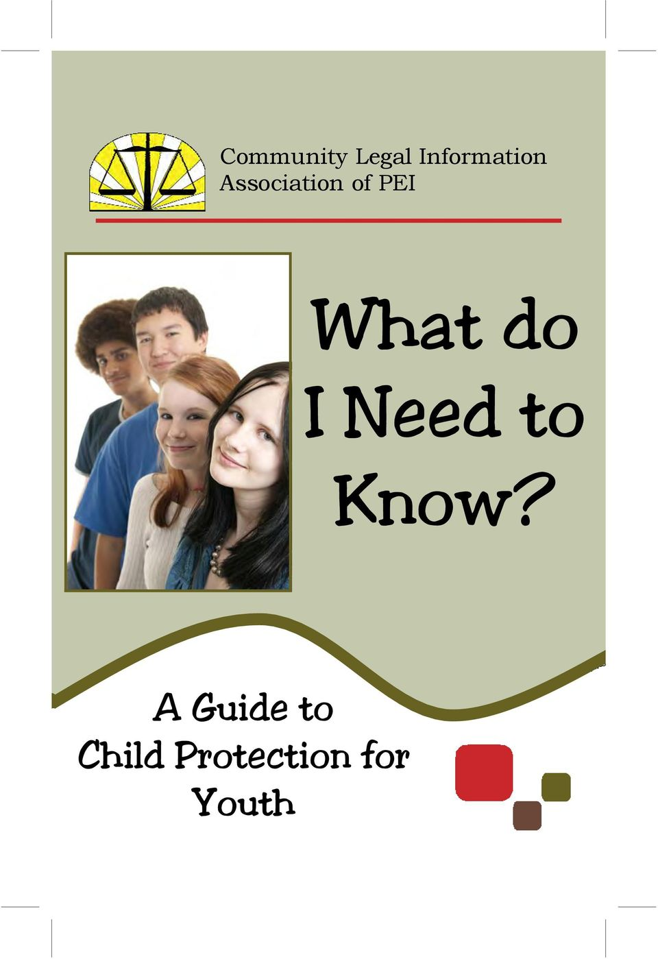 A Guide to Child Protection for Youth Number to