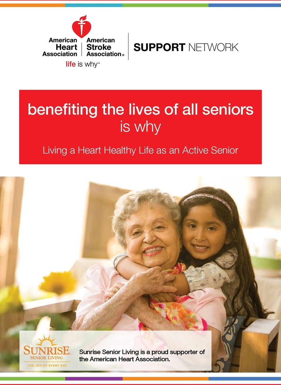 Active Senior Sunrise Senior Living is a