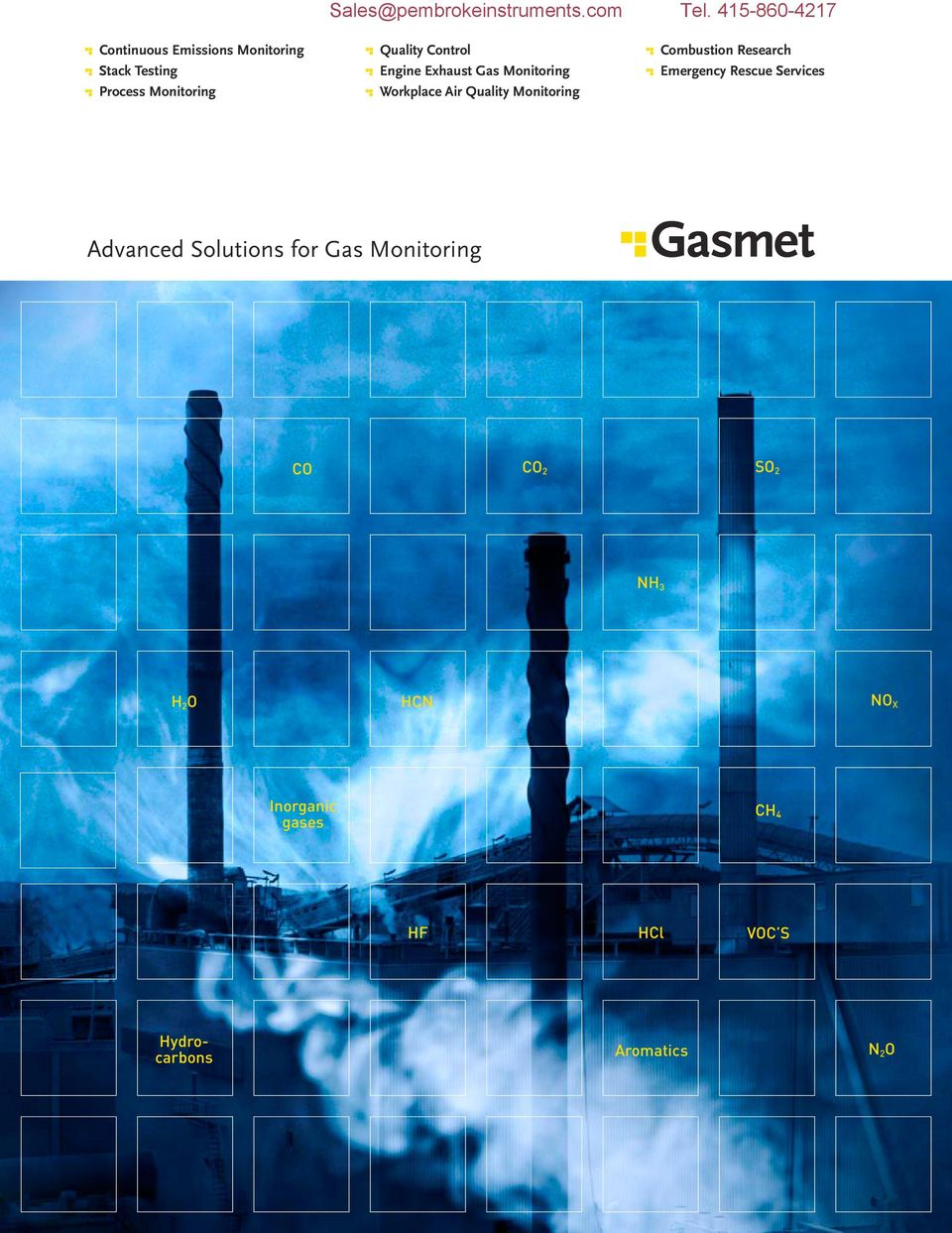 Research Emergency Rescue Services Advanced Solutions for Gas Monitoring CO CO 2