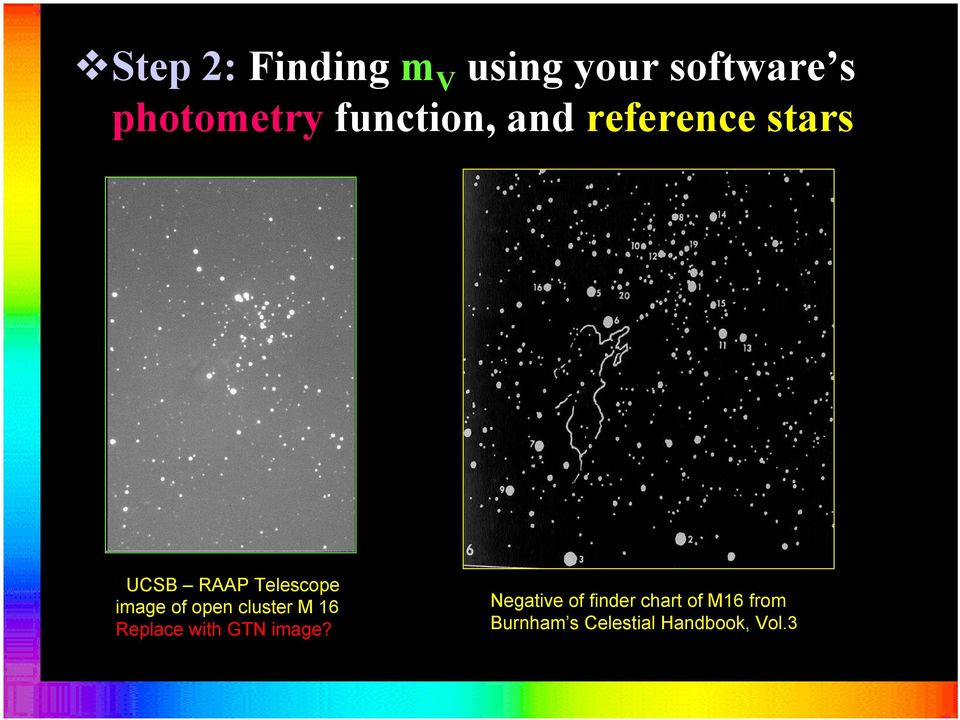 of open cluster M 16 Replace with GTN image?