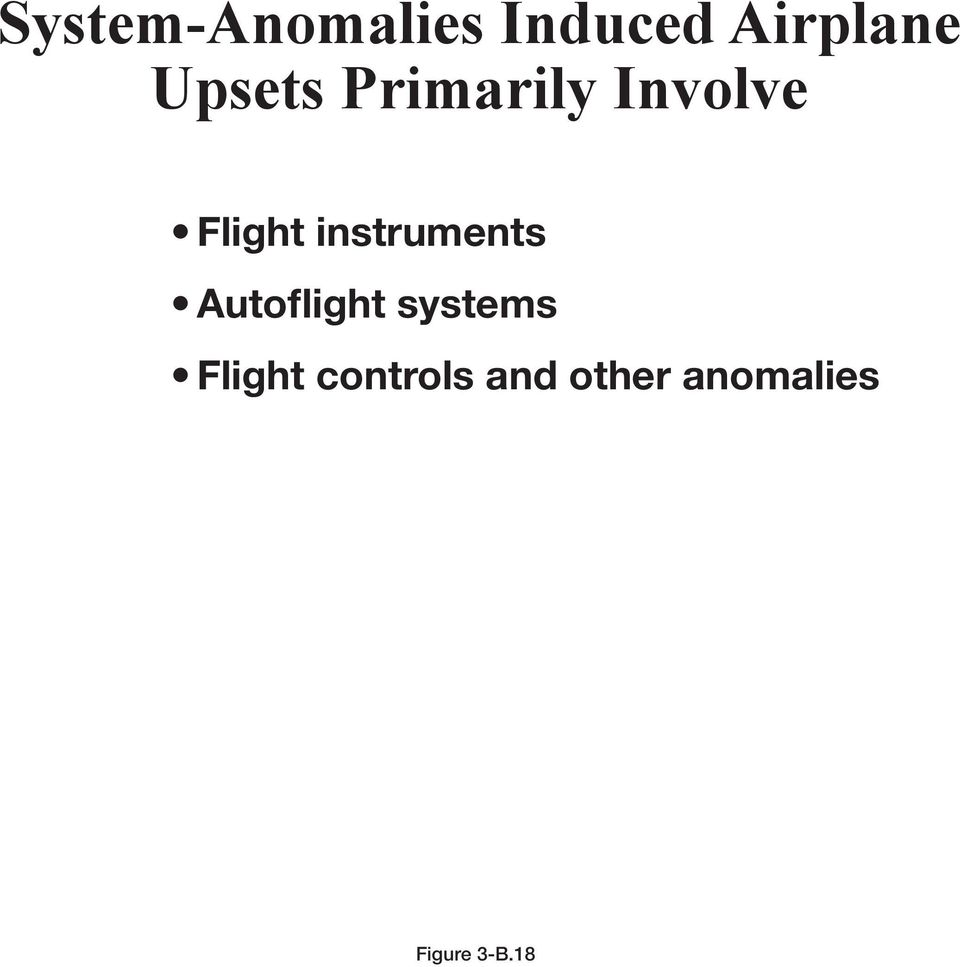 instruments Autoflight systems