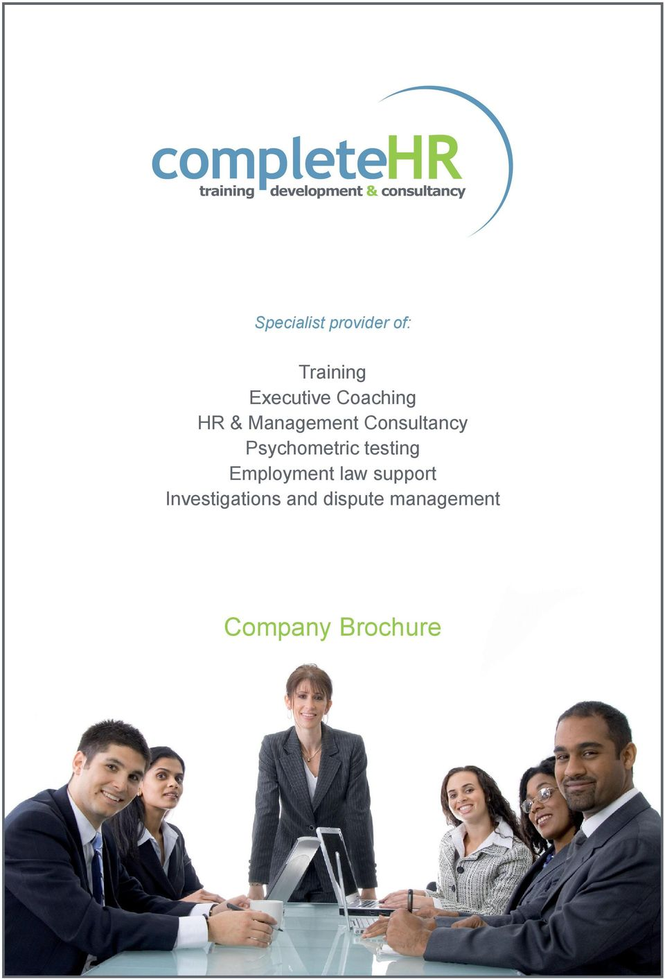 Psychometric testing Employment law support