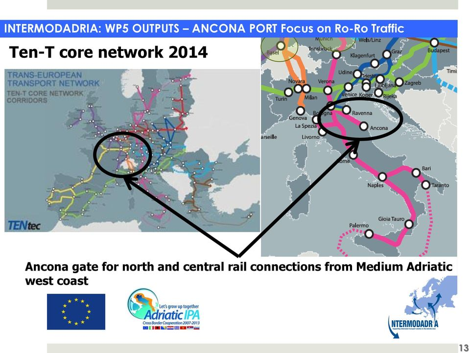 2014 Ancona gate for north and central