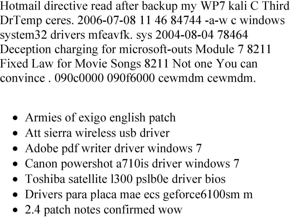 2x office 7k mouse driver - PDF