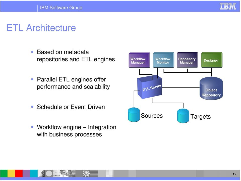 offer performance and scalability Schedule or Event Driven Workflow engine