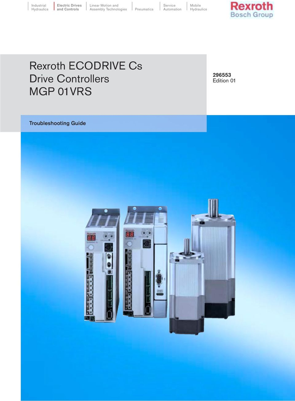 What Causes Indramat Error F229 This Particular Ecodrive