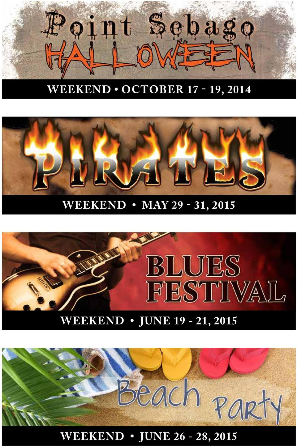 2015 WEEKEND JUNE 19-21,