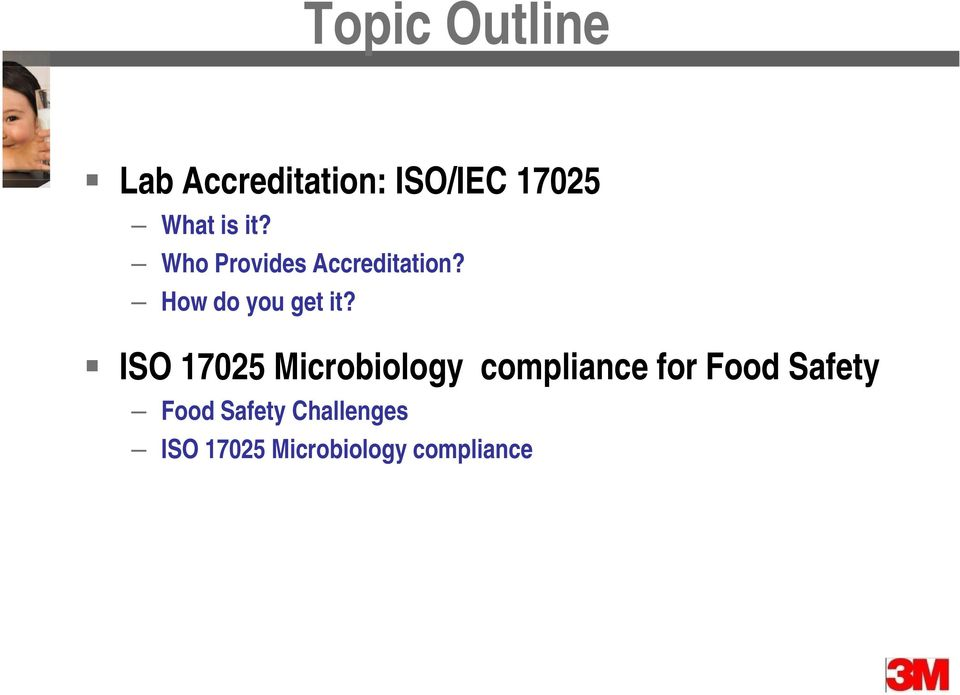 ISO 17025 Microbiology compliance for Food Safety