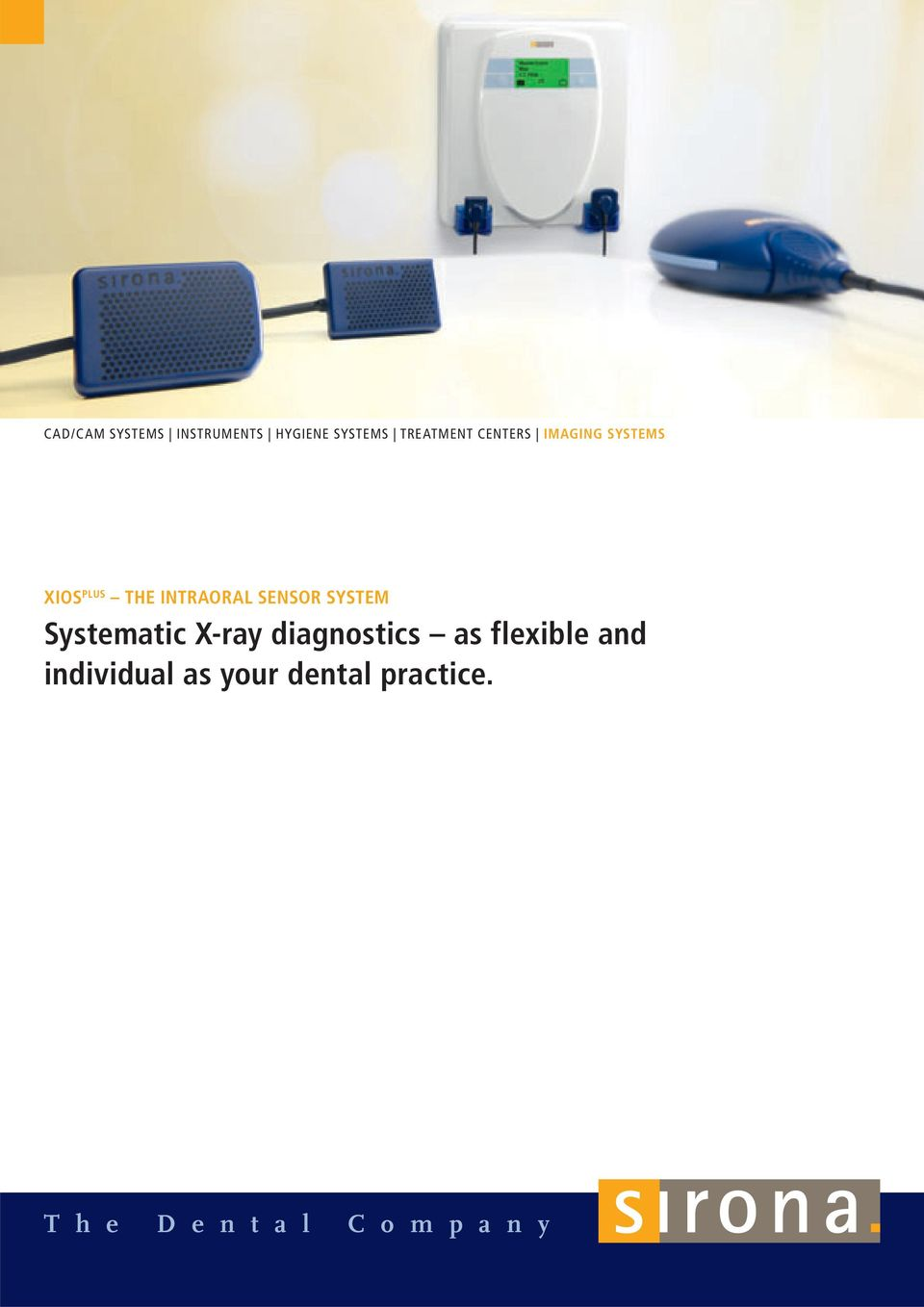 SYSTEM Systematic X-ray diagnostics as flexible and