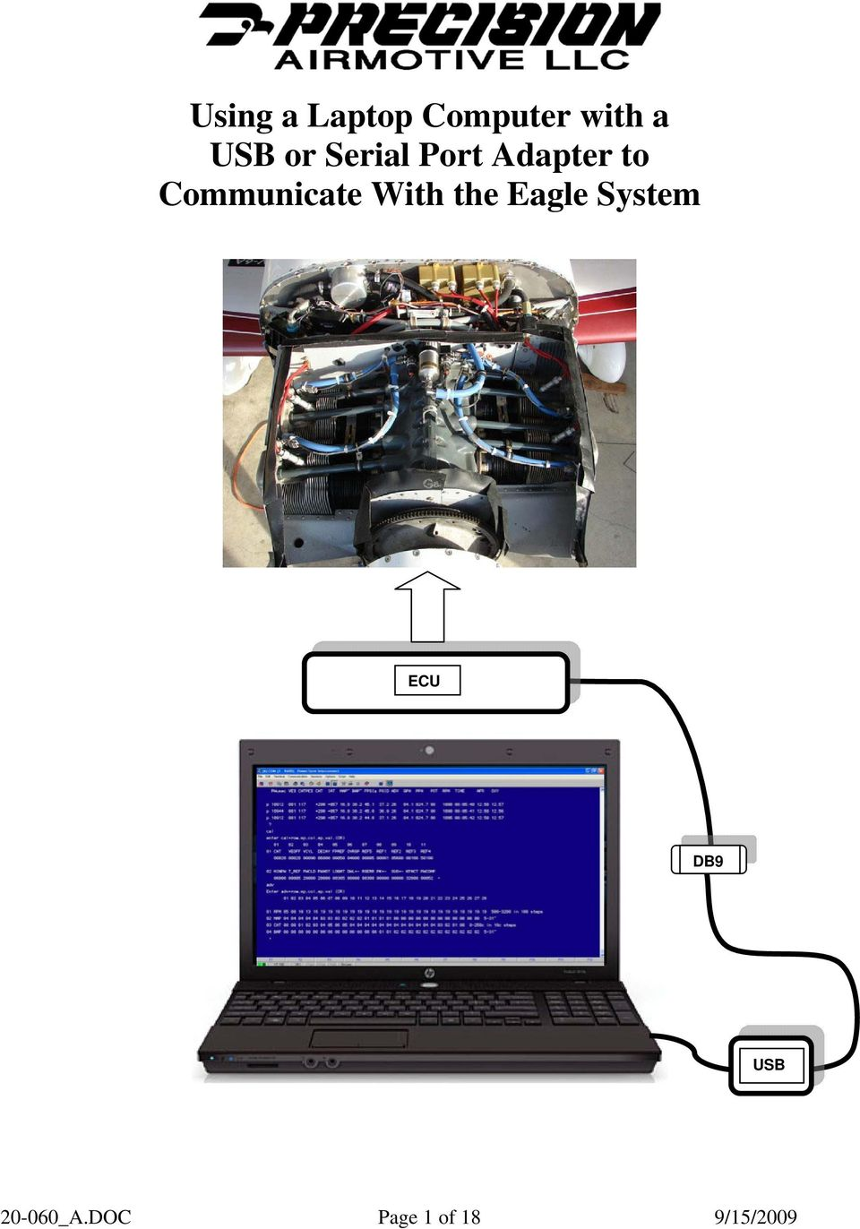 Communicate With the Eagle System