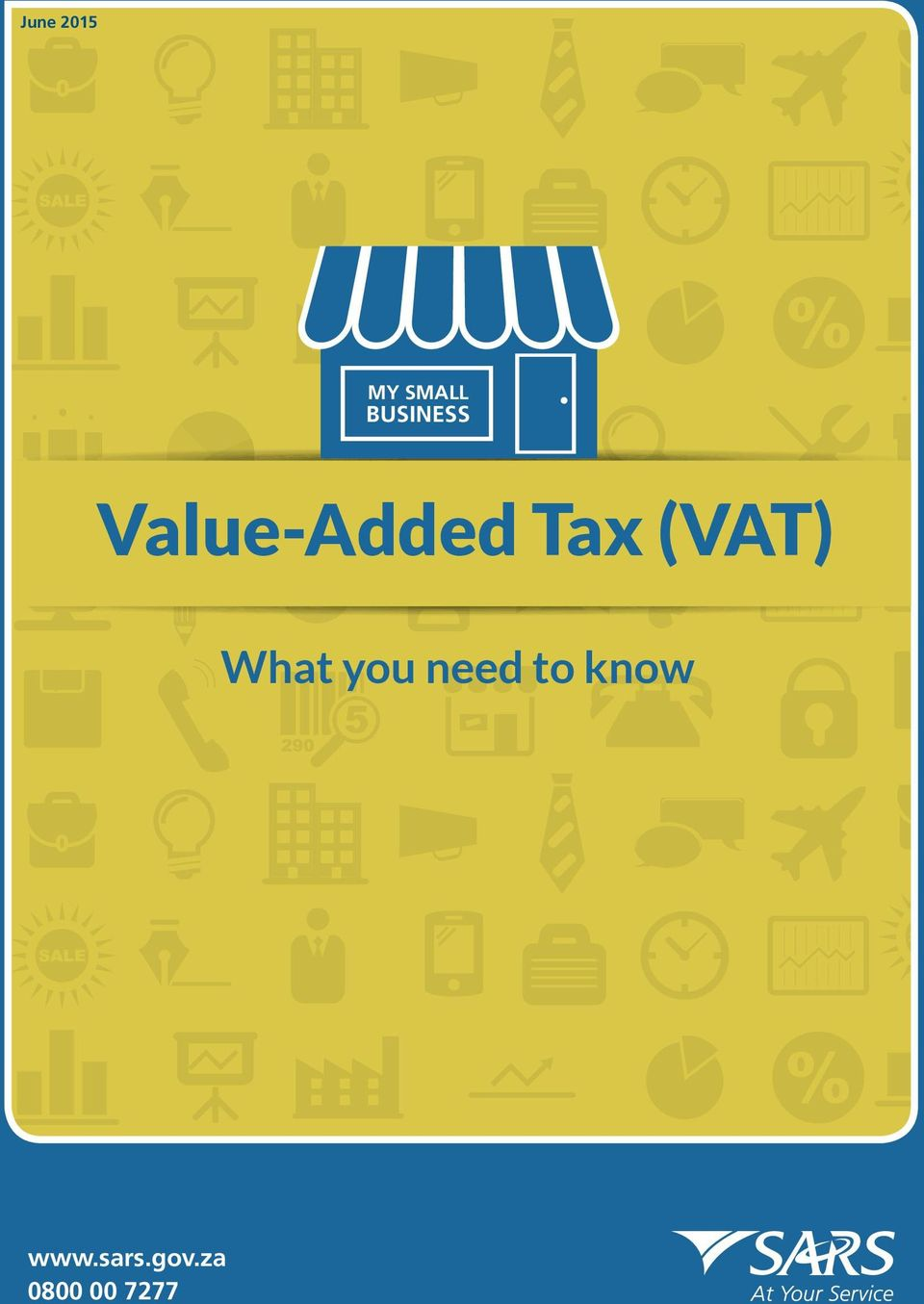 (VAT) What you need to