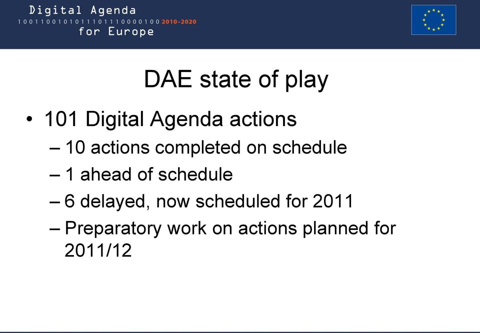 DAE state of play 6 delayed, now scheduled