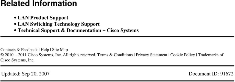 Cisco Systems, Inc. All rights reserved.