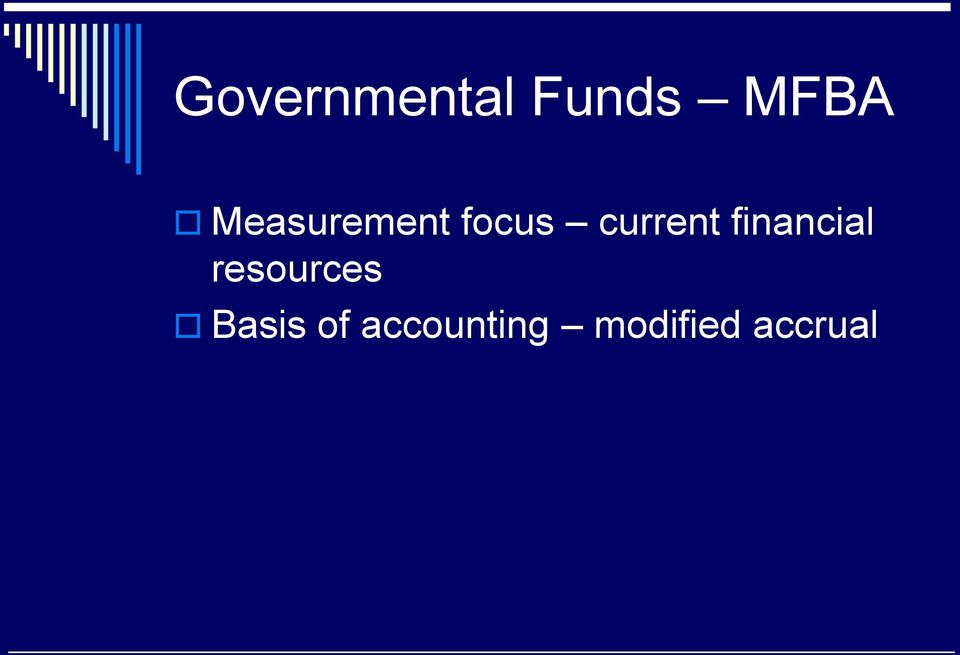 financial resources Basis