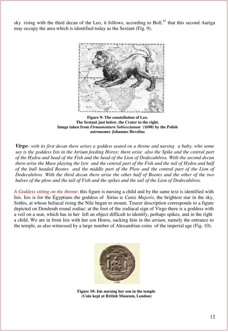 The Paranatellonta in ancient Greek astrological literature