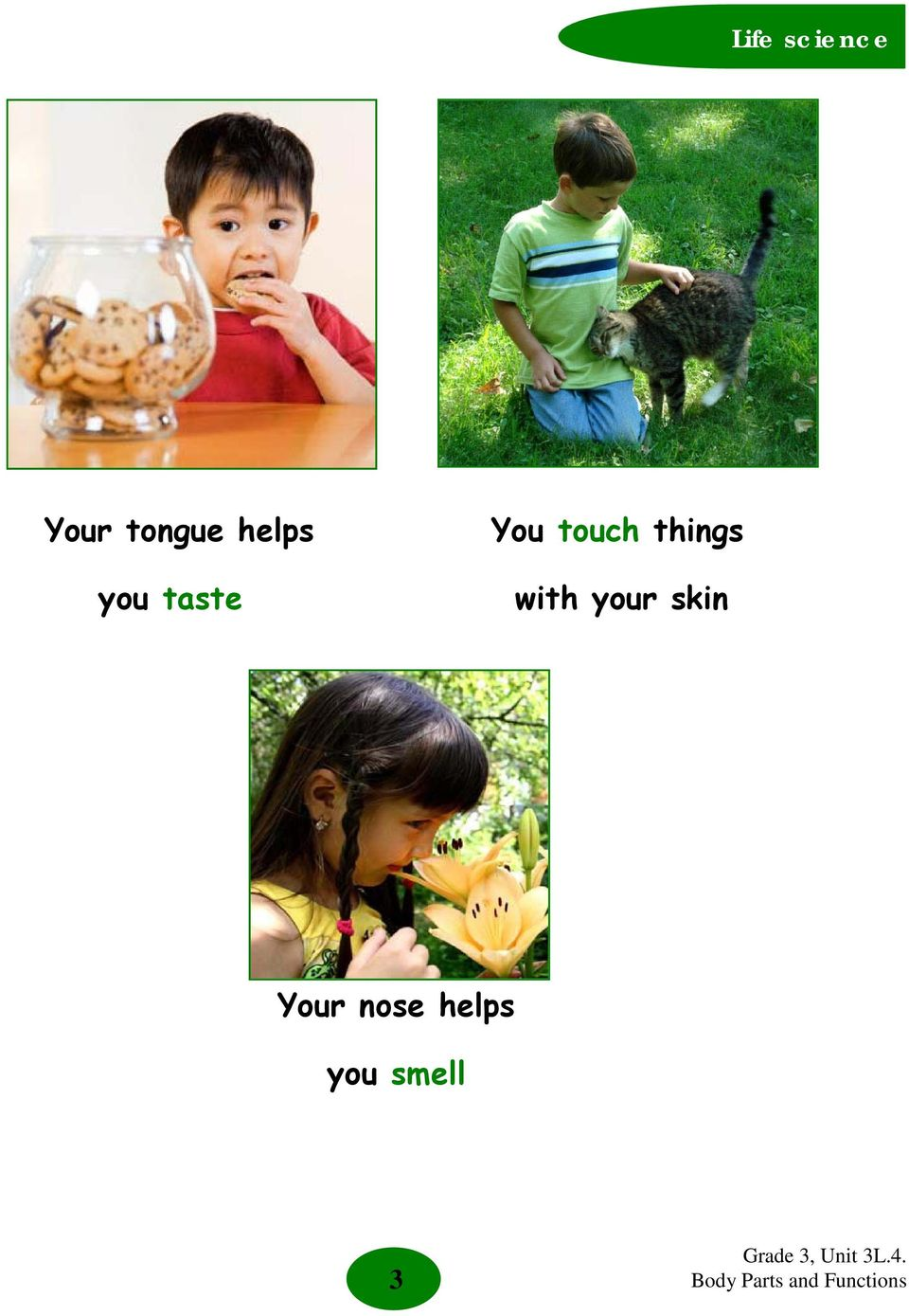 things with your skin
