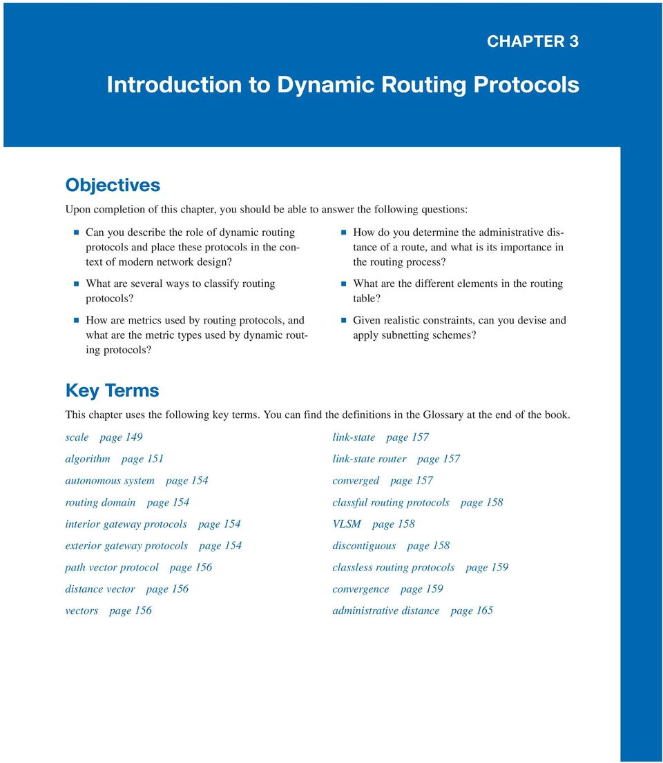 How are metrics used by routing protocols, and what are the metric types used by dynamic routing protocols?