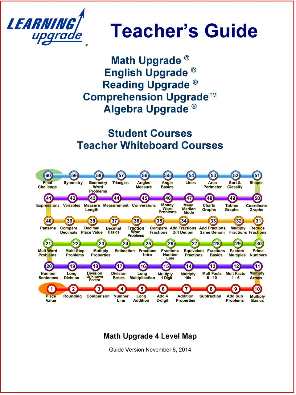 Upgrade Student Courses Teacher Whiteboard