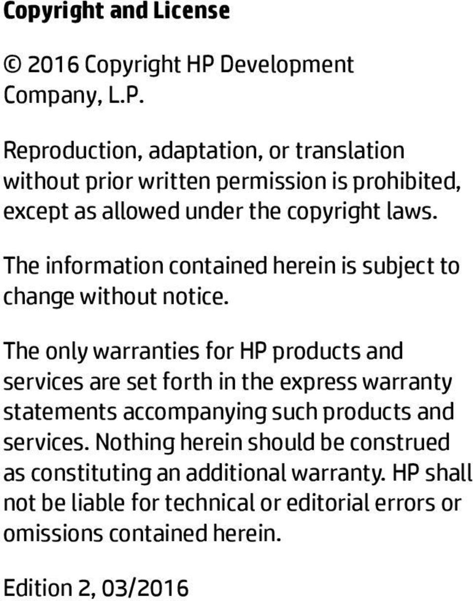 Reproduction, adaptation, or translation without prior written permission is prohibited, except as allowed under the copyright laws.