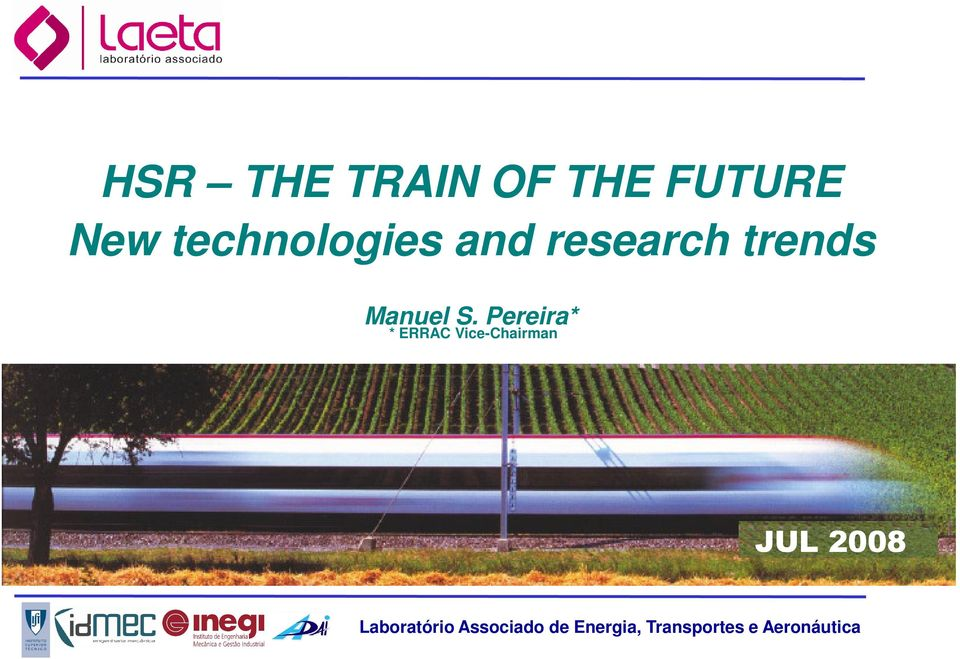 research trends Manuel S.