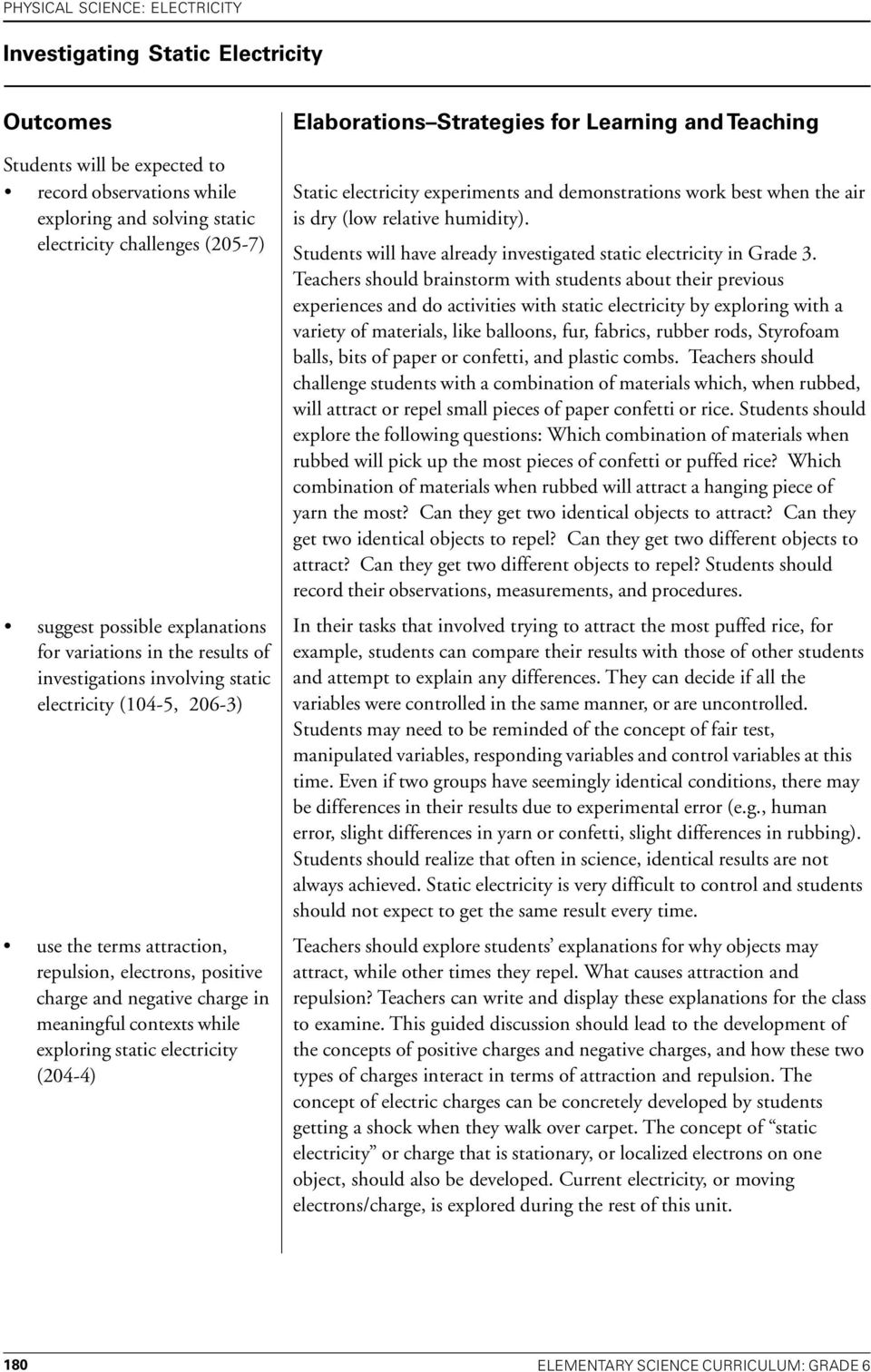 Grade 6 Life Science Diversity Of Pdf Bitesize Physics Series And Parallel Circuits Revision Page 4 While Exploring Static Electricity 204 Elaborations Strategies For Learning Teaching