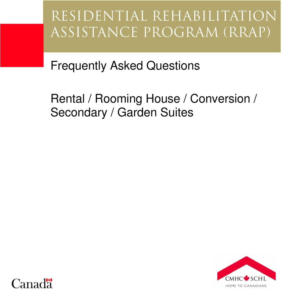 Frequently Asked Questions Rental /