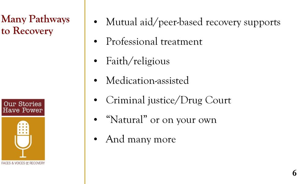 Faith/religious Medication-assisted Criminal