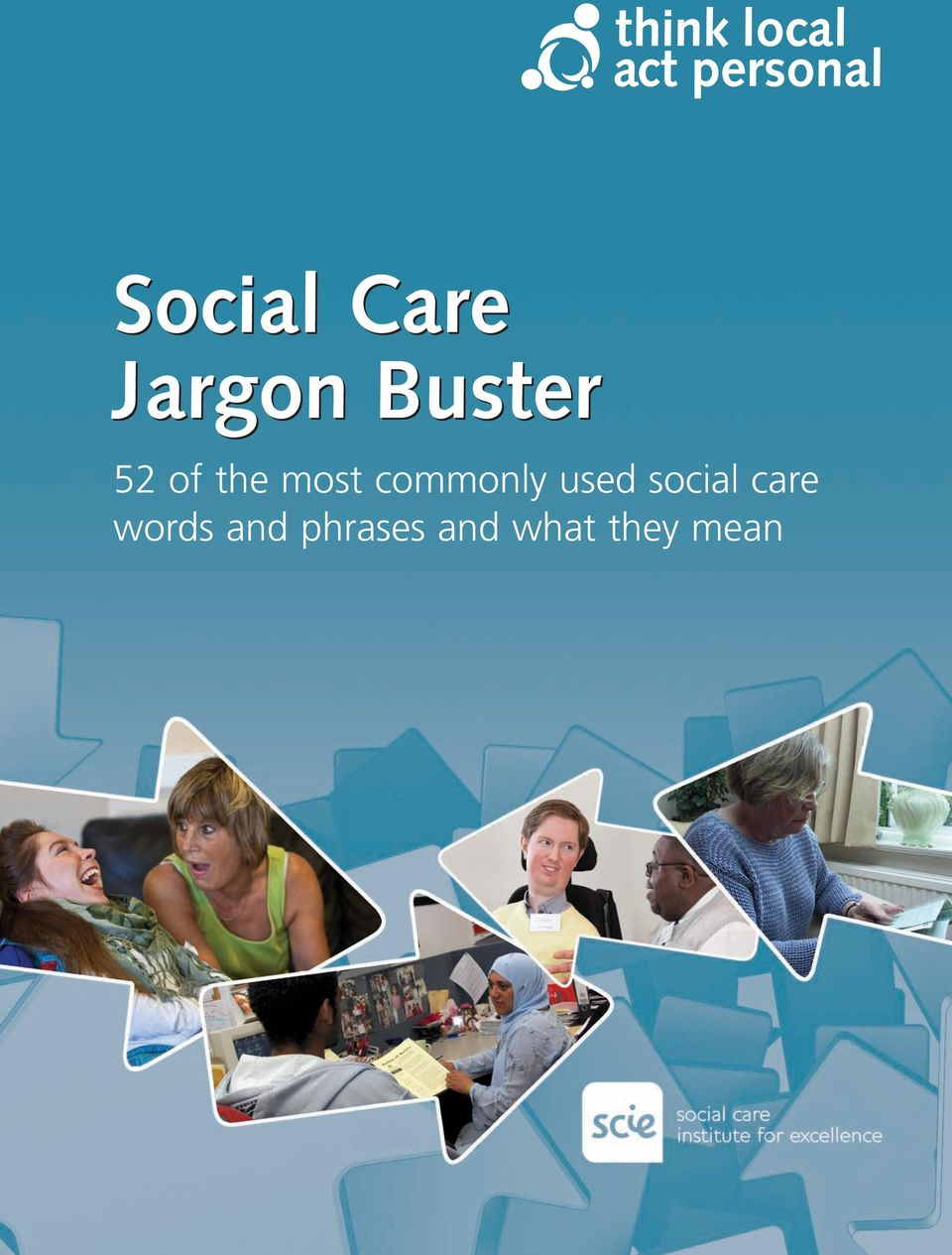 used social care words