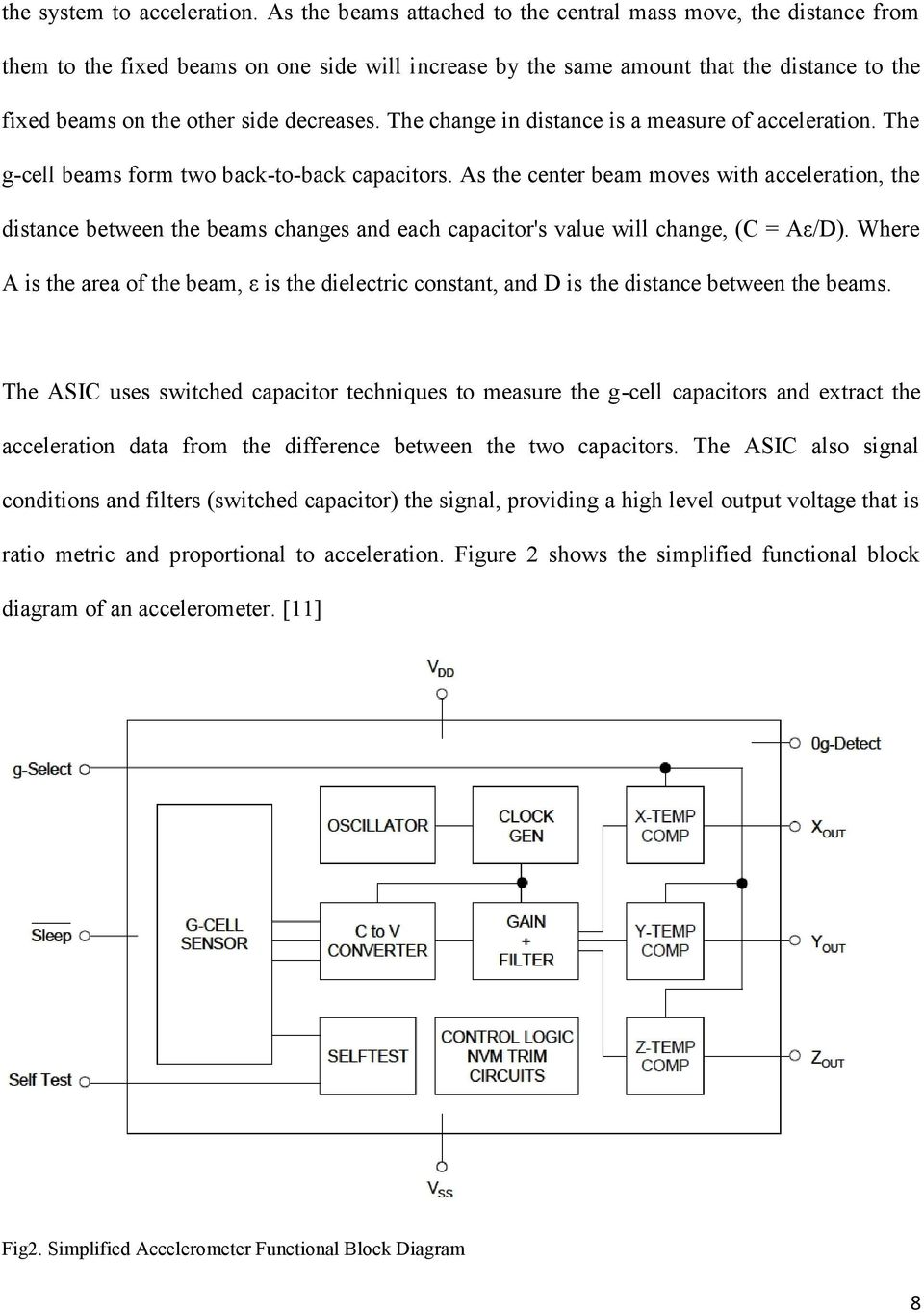 Robotic Arm Control Through Human Movement Using Accelerometers Ac Fan Speed Android Mobile Microtronics Technologies The Change In Distance Is A Measure Of Acceleration G Cell Beams Form