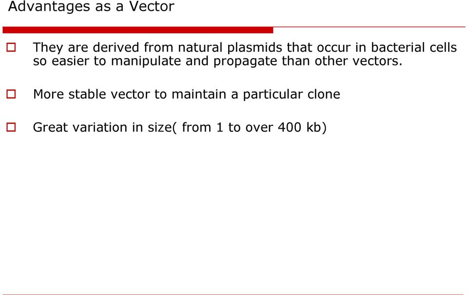 propagate than other vectors.