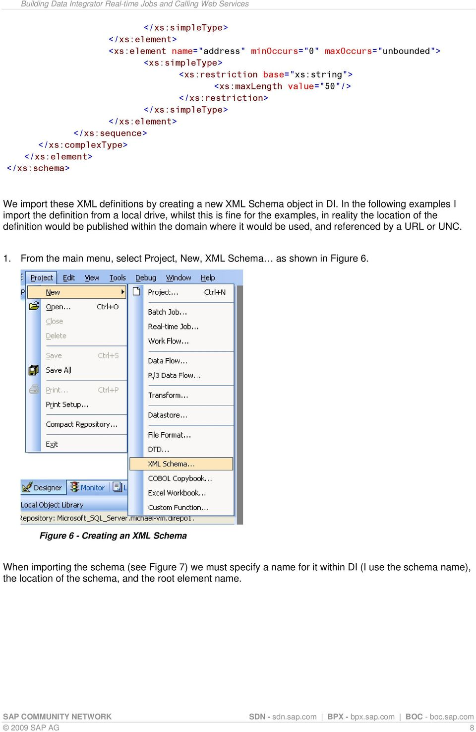 Building Data Integrator Real-time Jobs and Calling Web Services - PDF