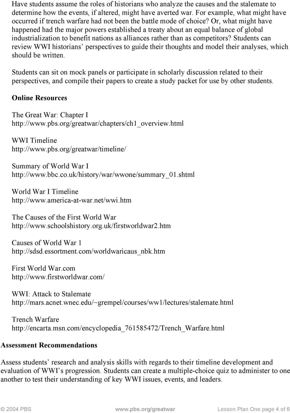 worksheet A Global Conflict Worksheet Answers the great war and shaping of 20th century pdf or what might have happened had major powers established a treaty about an equal