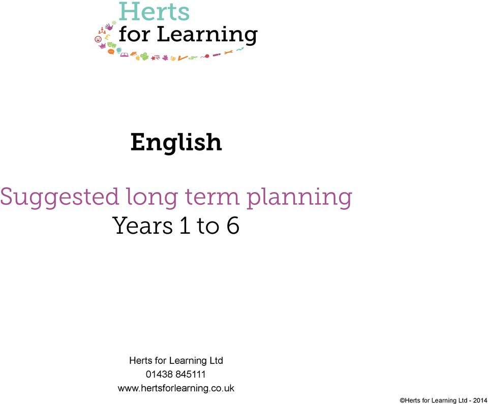 Herts for Learning Ltd