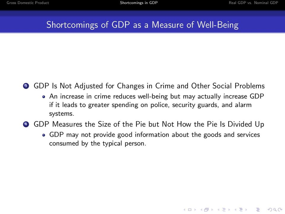 spending on police, security guards, and alarm systems.