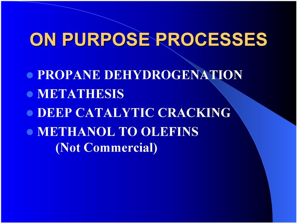 DEEP CATALYTIC CRACKING