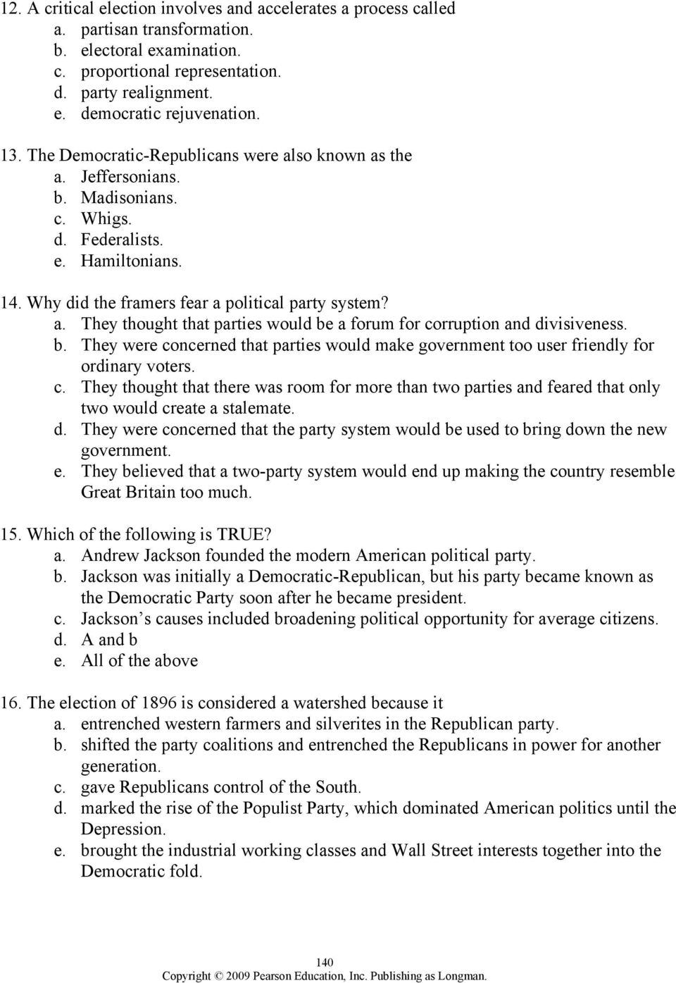 worksheet The Populist Movement The Value Of Third Parties Worksheet Answers chapter 8 political parties outline pdf they were concerned that would make government too user friendly for ordinary voters
