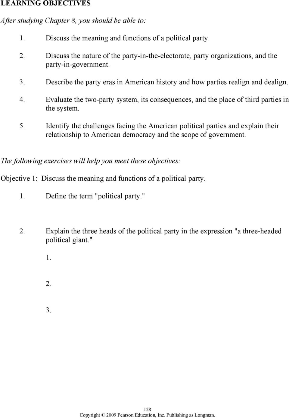 worksheet The Populist Movement The Value Of Third Parties Worksheet Answers chapter 8 political parties outline pdf evaluate the two party system its consequences and place of third parties
