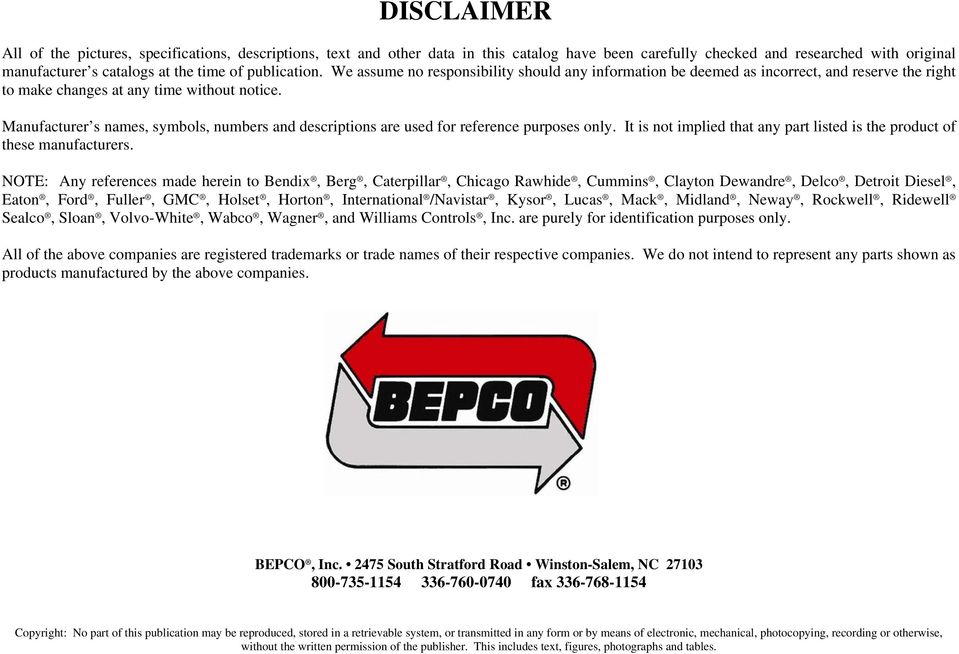 Meritor Wabco Style Tractor Amp Trailer Abs Valve Information Pdf