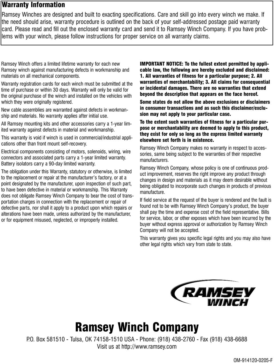 Contemporary Old Ramsey Winch Wiring Diagram Image Collection ...