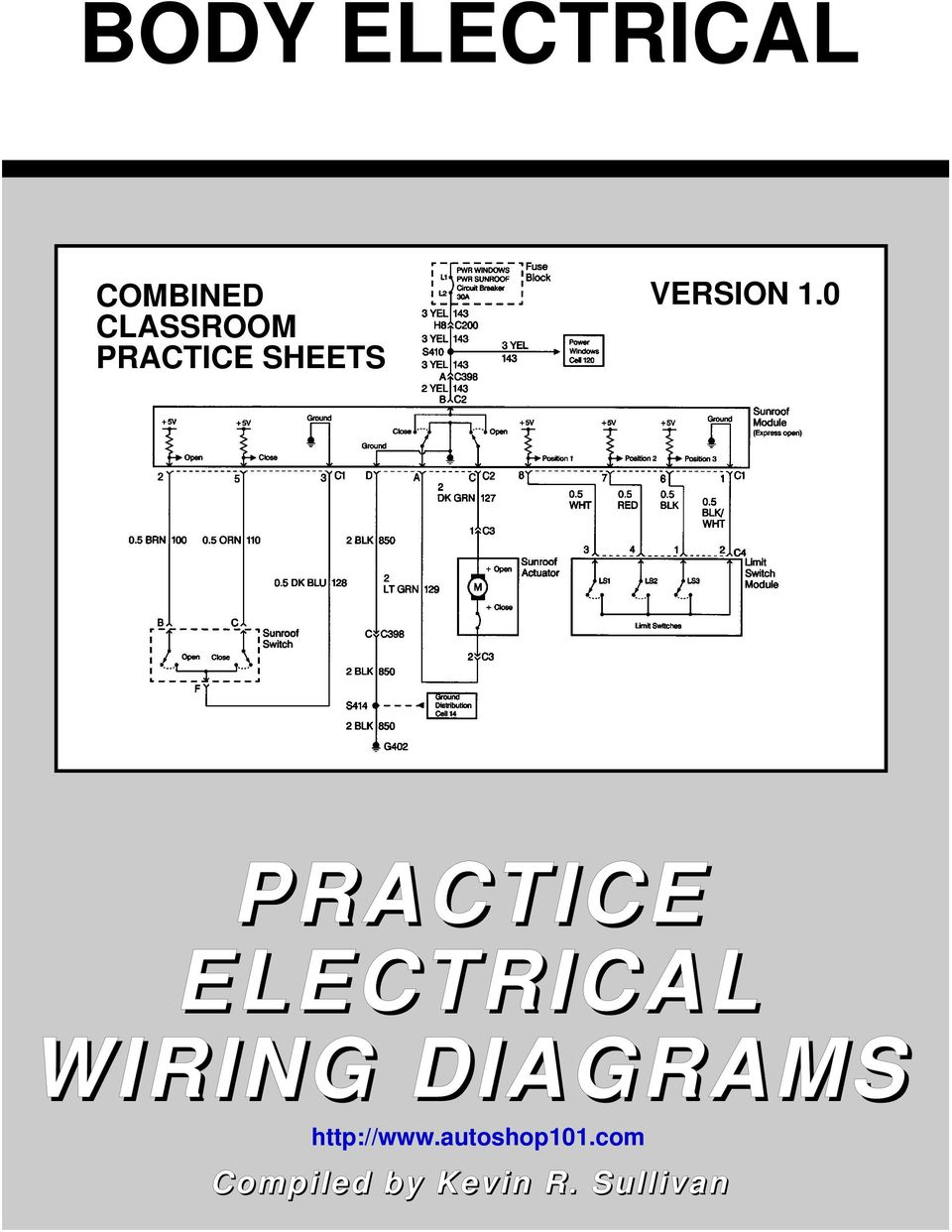 practice electrical wiring diagrams double schematic electrical wiring diagrams