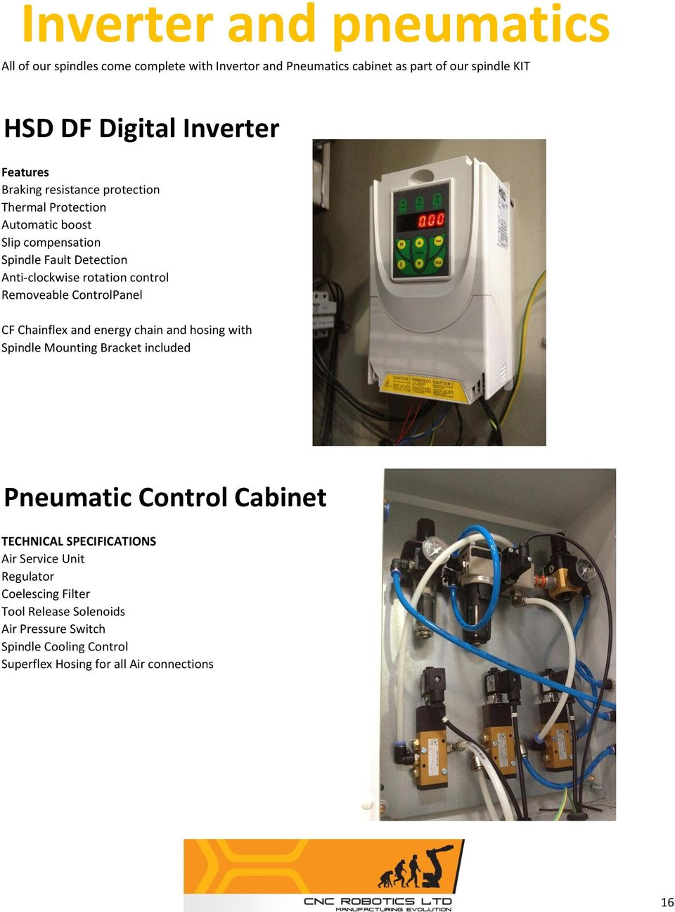 It Is Not Uncommon For A Robot With An Integrated Rotary Turntable Rotative Speed Regulator Borer Driller Controller Removeable Controlpanel Cf Chainflex And Energy Chain Hosing Spindle Mounting Bracket Included Pneumatic Control
