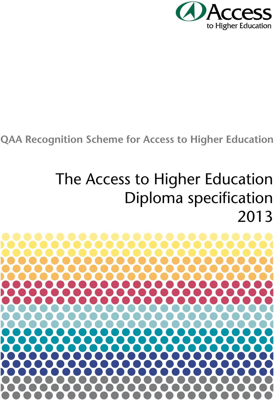 The  Diploma specification