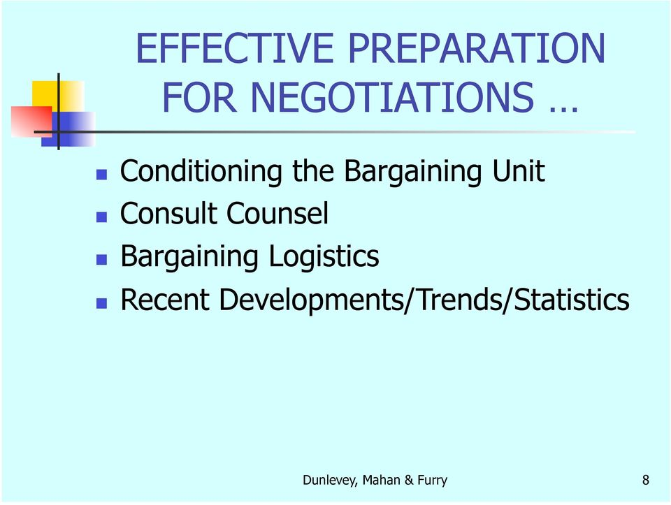 EFFECTIVE COLLECTIVE BARGAINING STRATEGIES - PDF