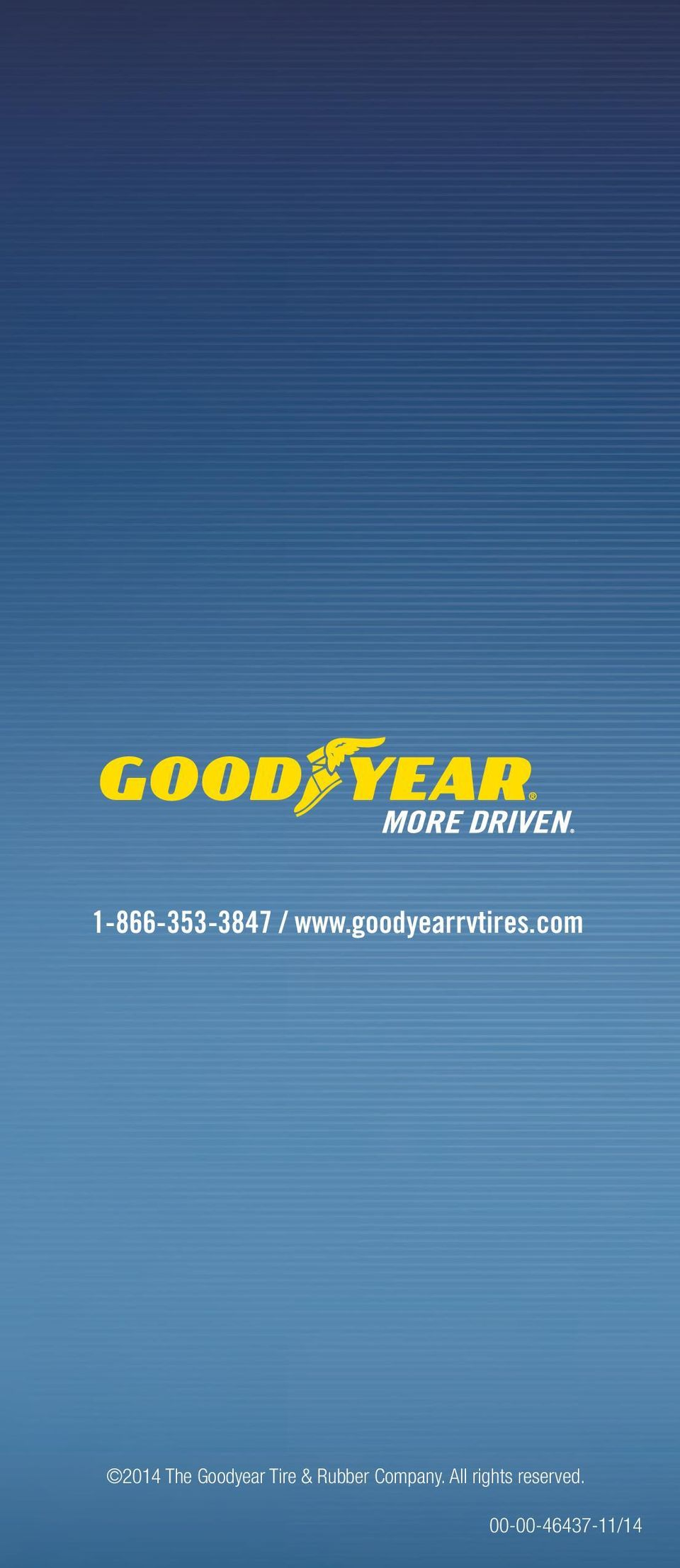 com 2014 The Goodyear Tire &