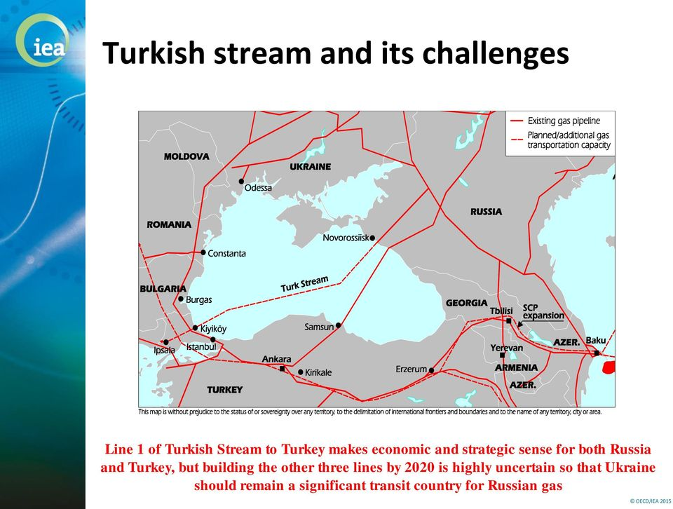 Turkey, but building the other three lines by 22 is highly