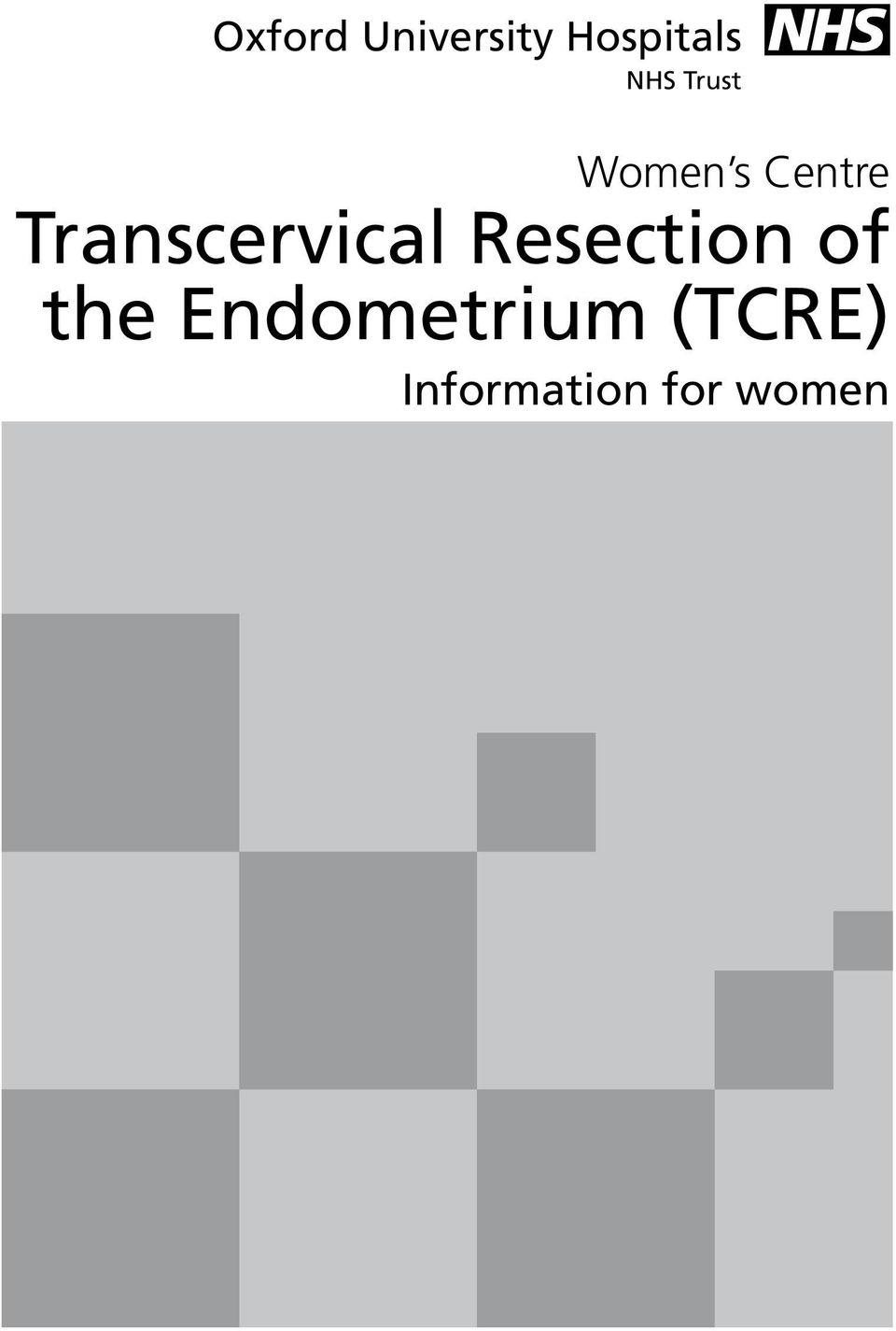 Transcervical Resection of the