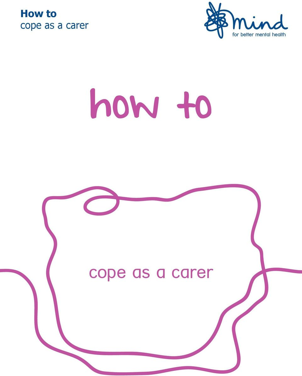 how to cope